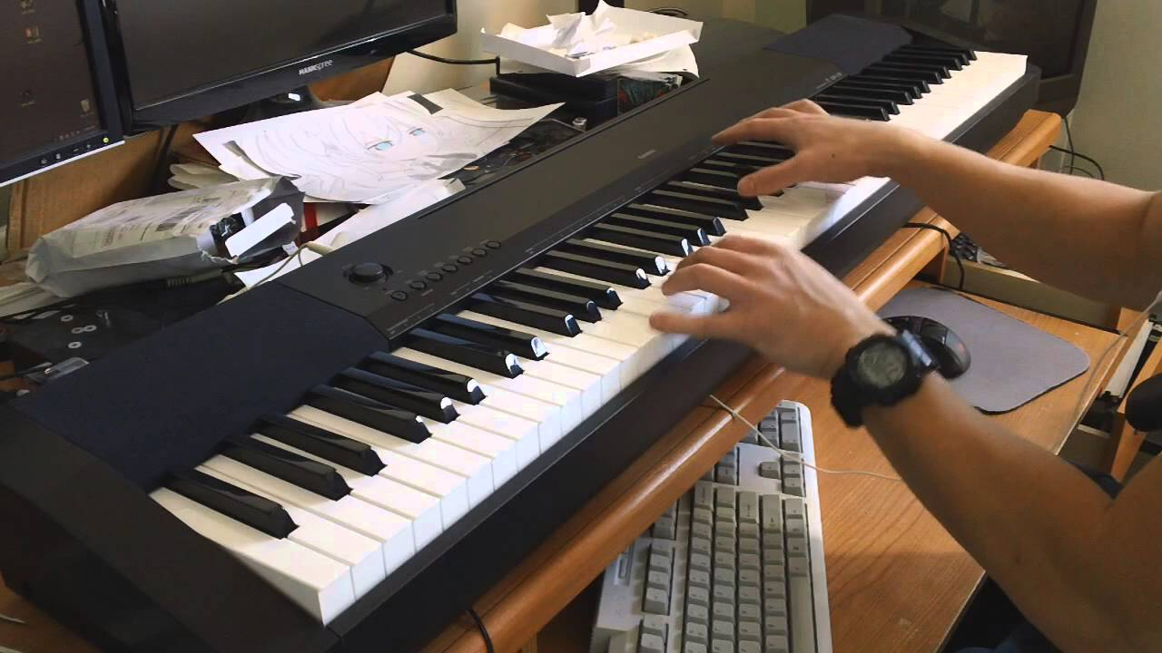 titanic on piano tutorial