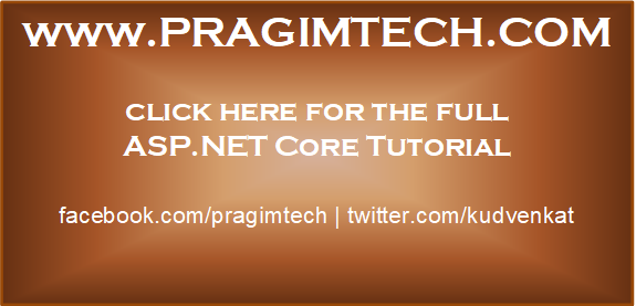 asp net web application tutorial for beginners