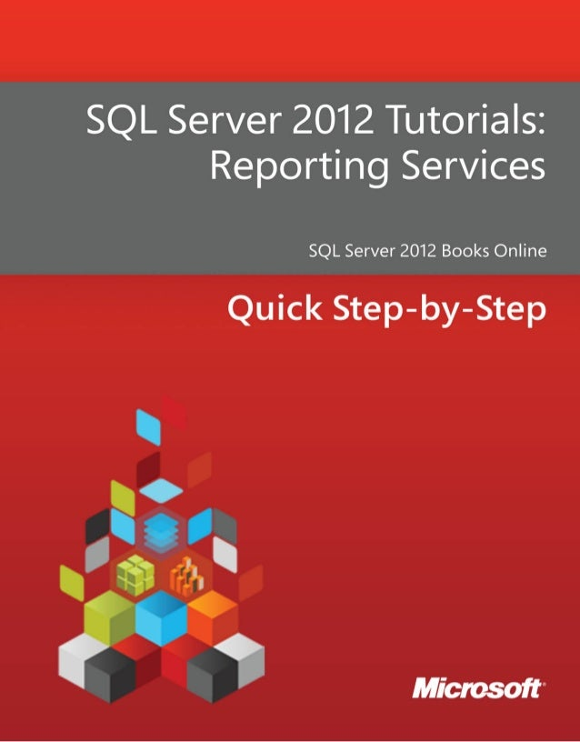 sql server 2012 tutorial ppt