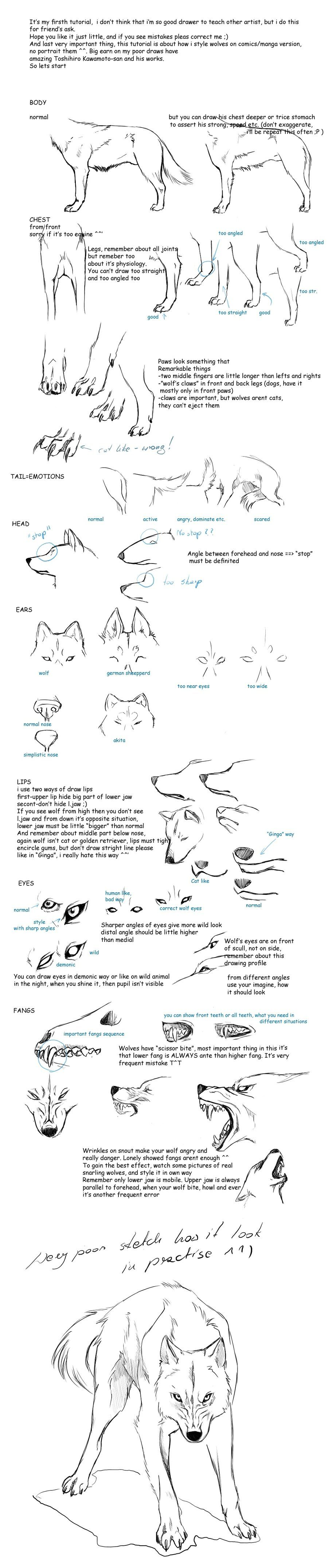 simple face drawing tutorial