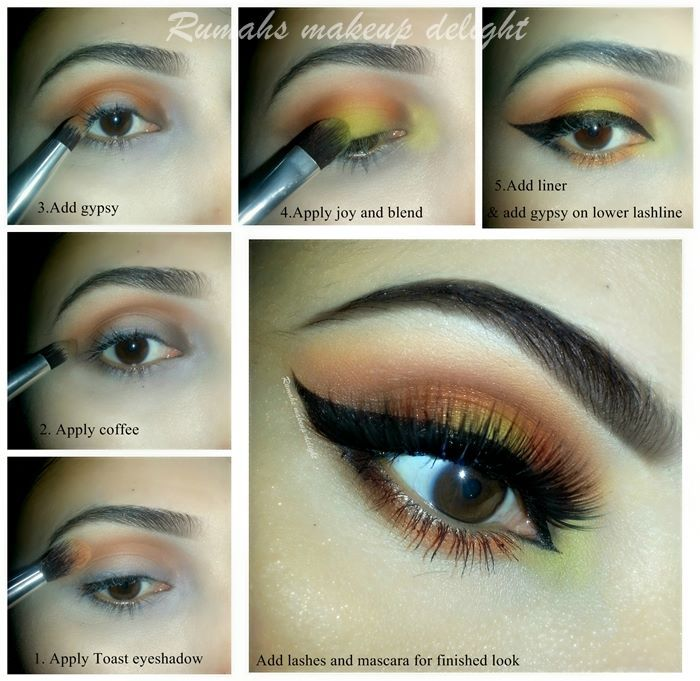 eye makeup tutorial for black eyes