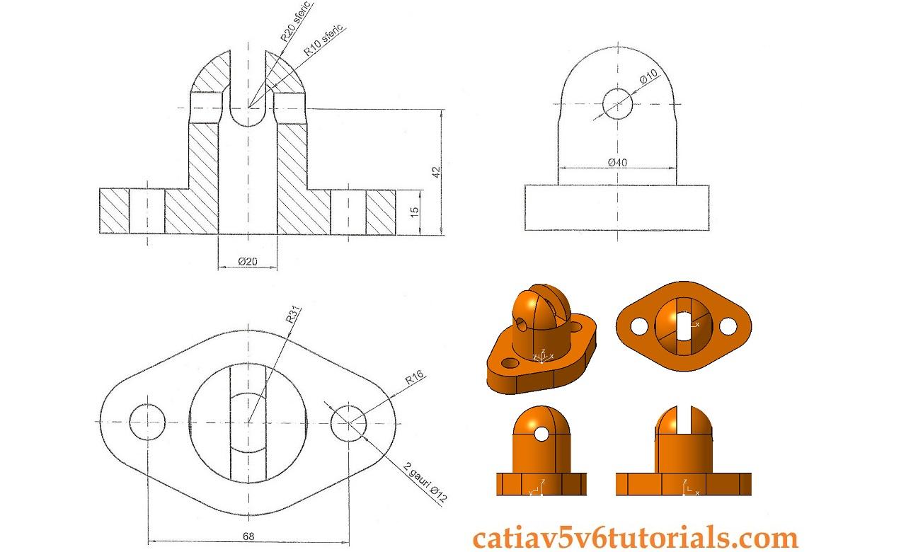 catia v5 tutorial for beginners