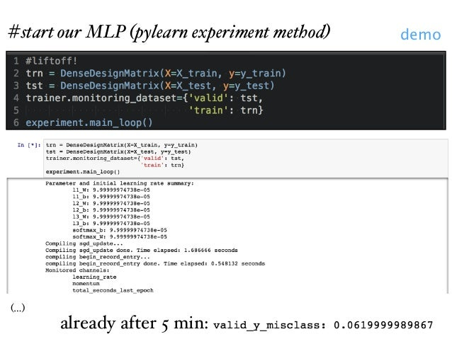 deep learning tutorial lisa lab university of montreal