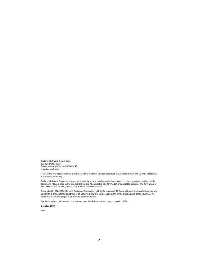 delphi programming language tutorial