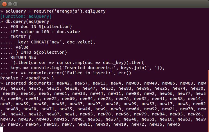 node js oracle database tutorial