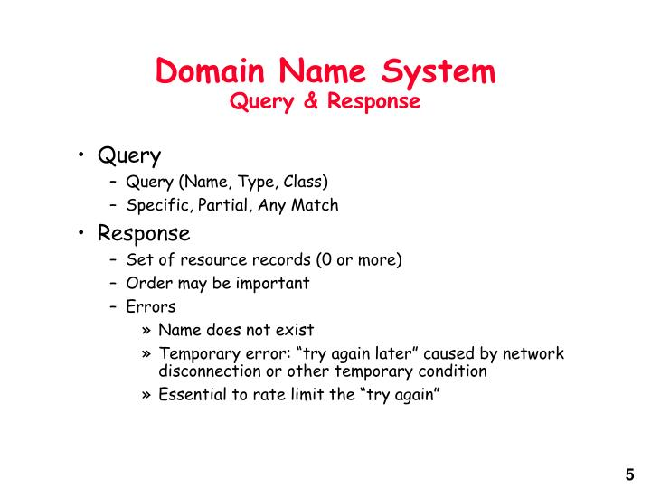 domain name system tutorial