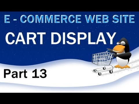 django ecommerce website tutorial