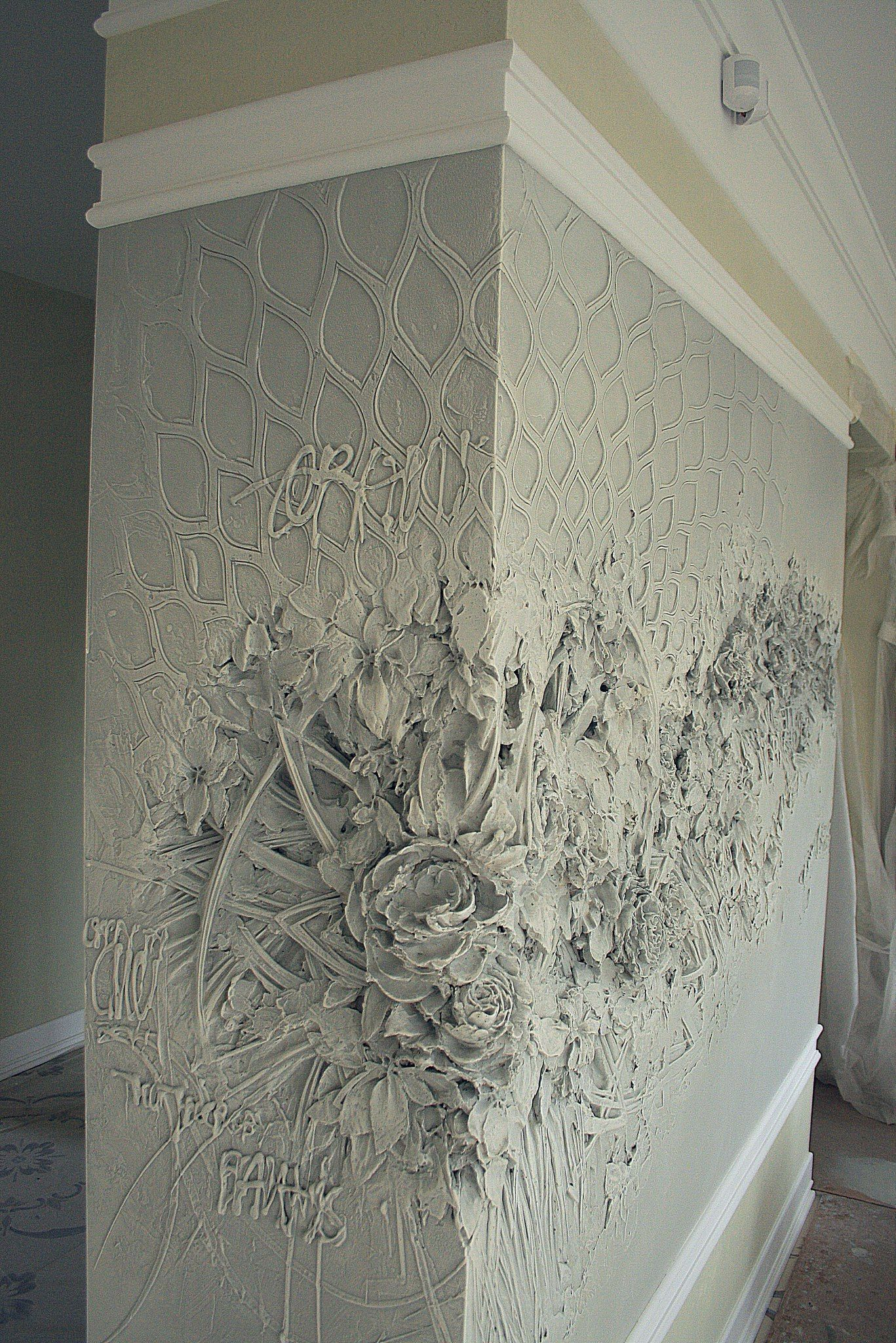 drywall art sculpture tutorial