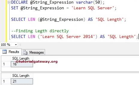 sql data analysis tutorial