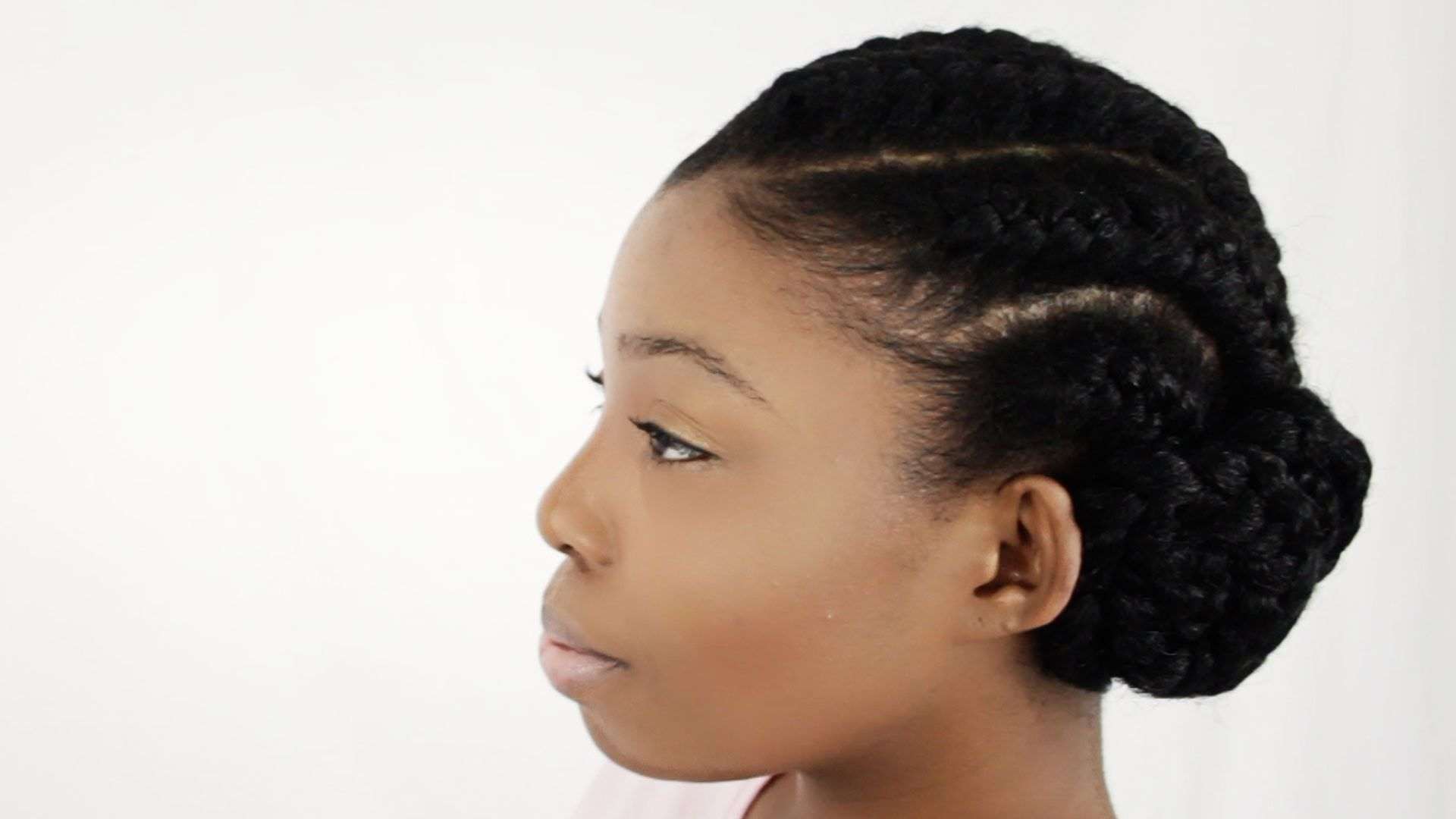 braid in weave tutorial