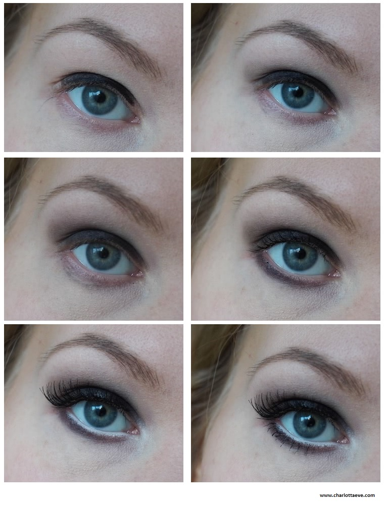 wide set eyes makeup tutorial