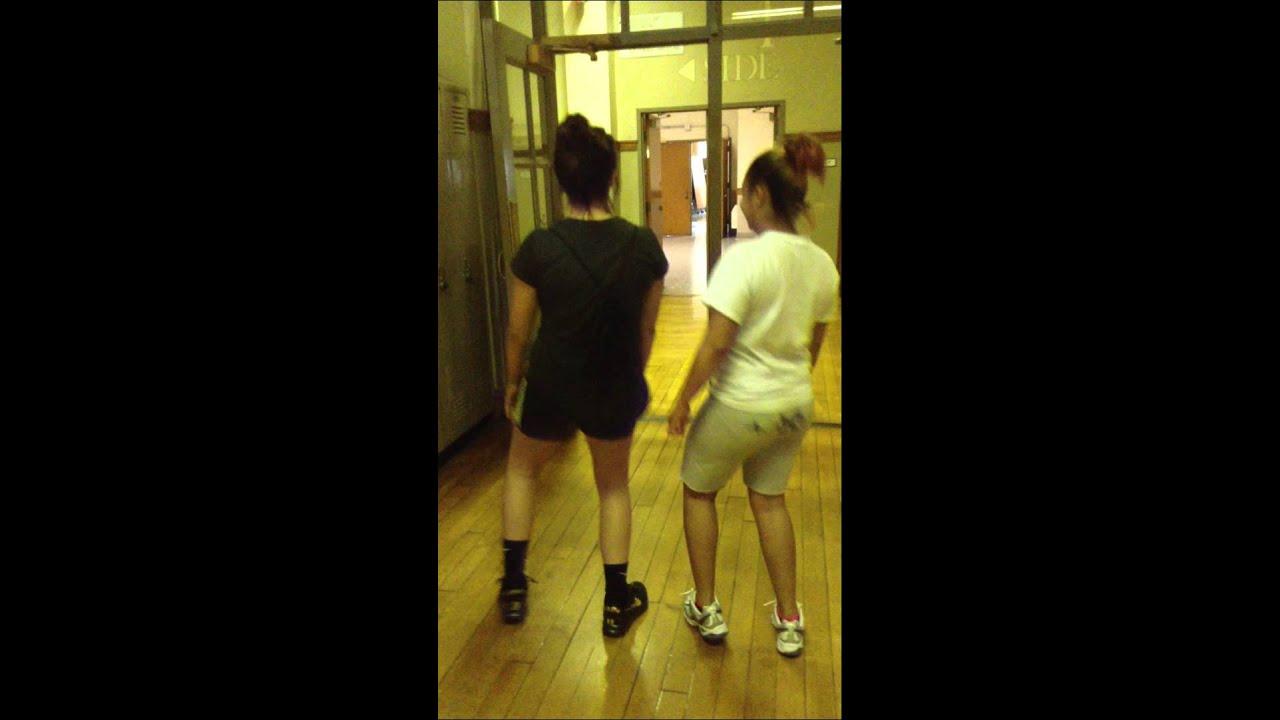 gas pedal dance tutorial