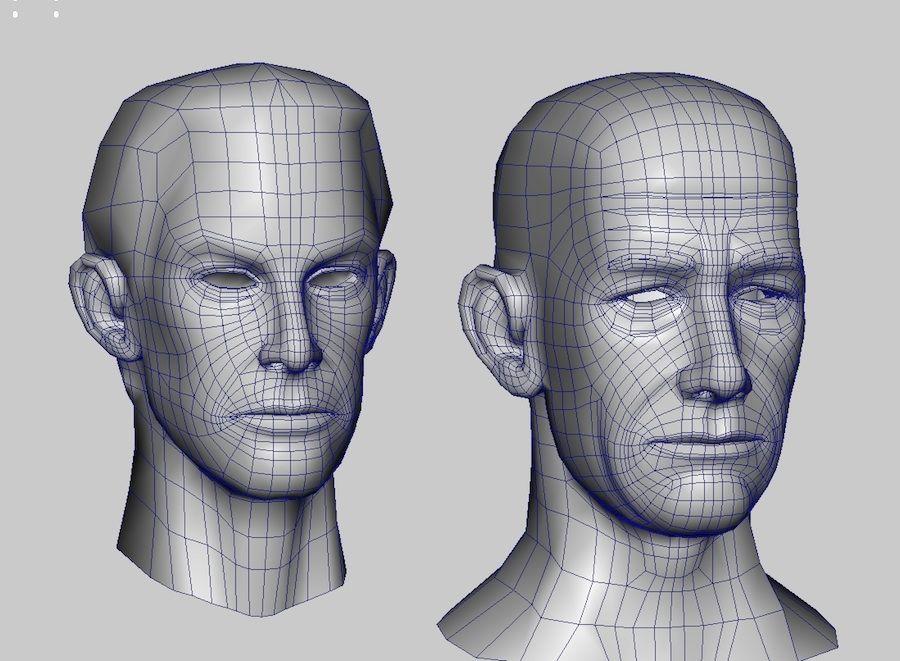 maya face modeling tutorial pdf
