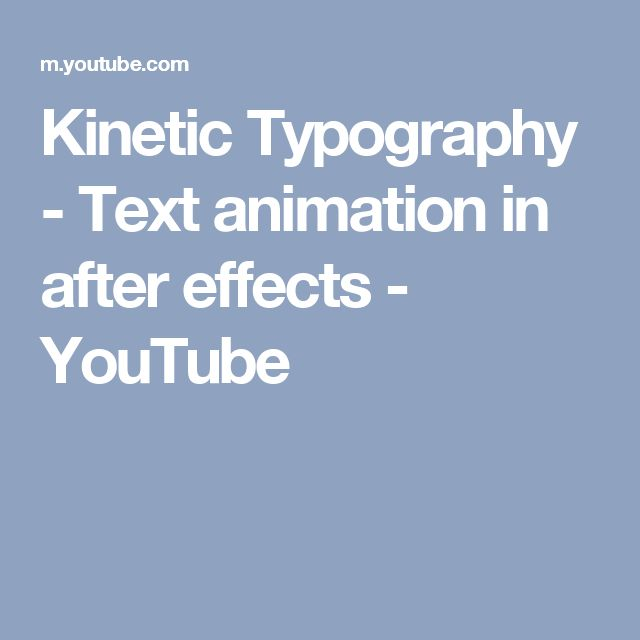 adobe after effects 3d text animation tutorial