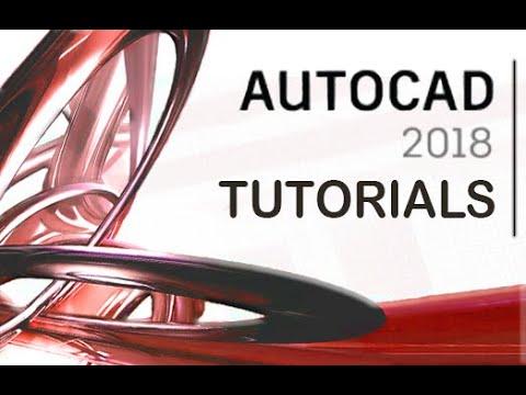 autocad architecture 2018 tutorial pdf