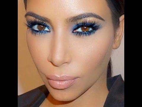 kim kardashian makeup tutorial