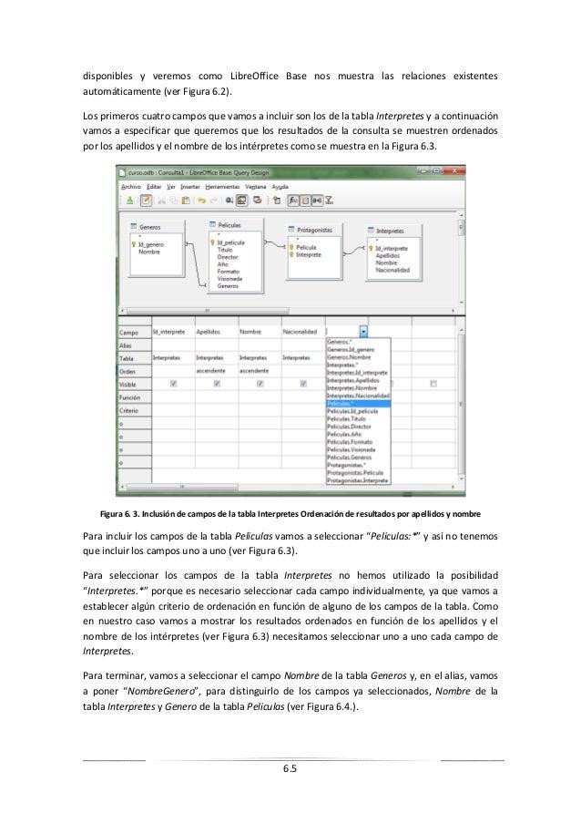 open office base tutorial