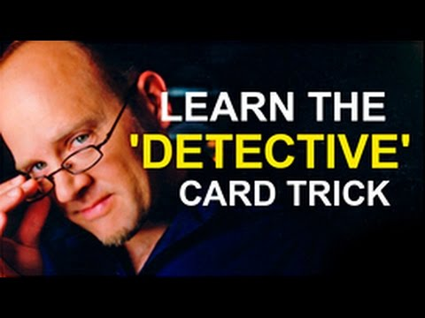 easy card trick tutorial