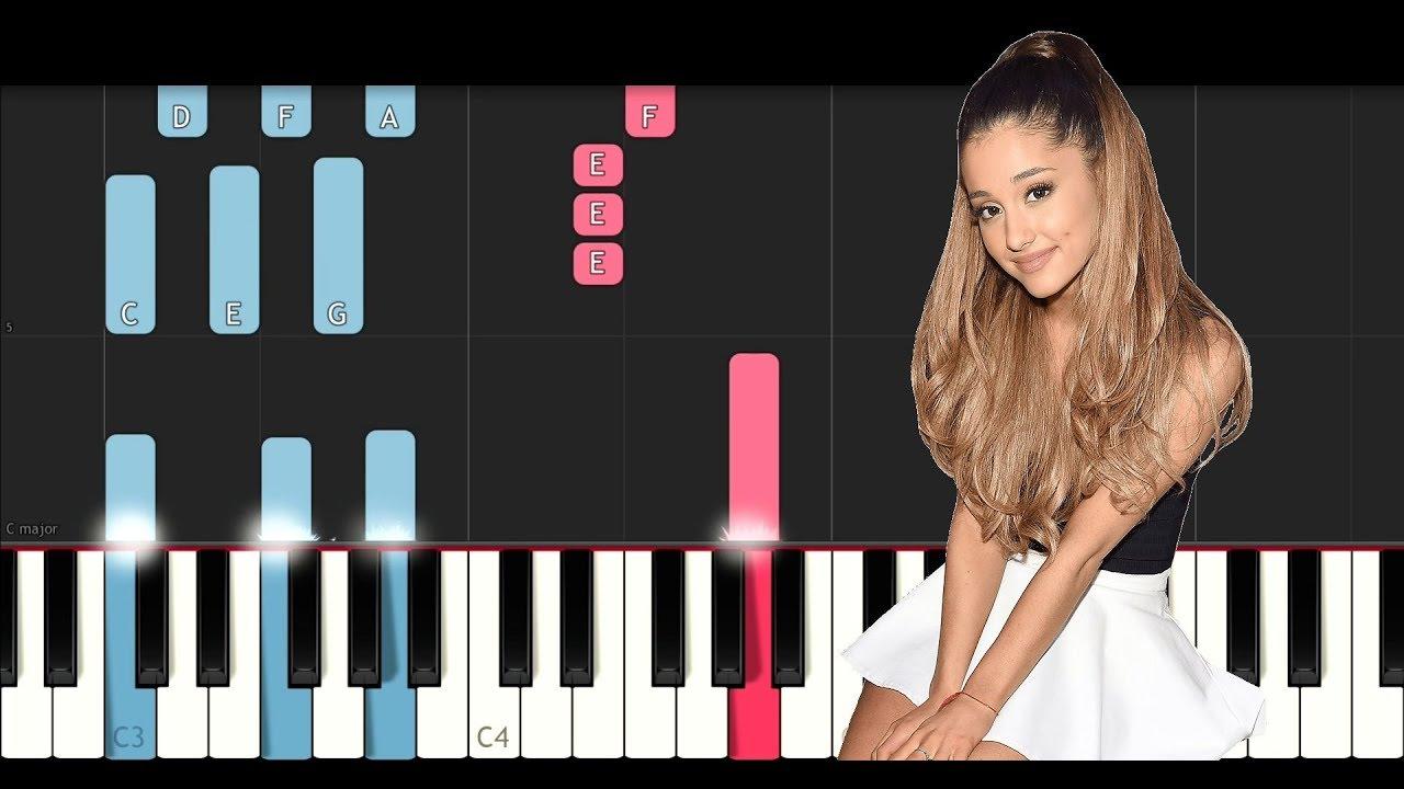 no woman no cry piano tutorial