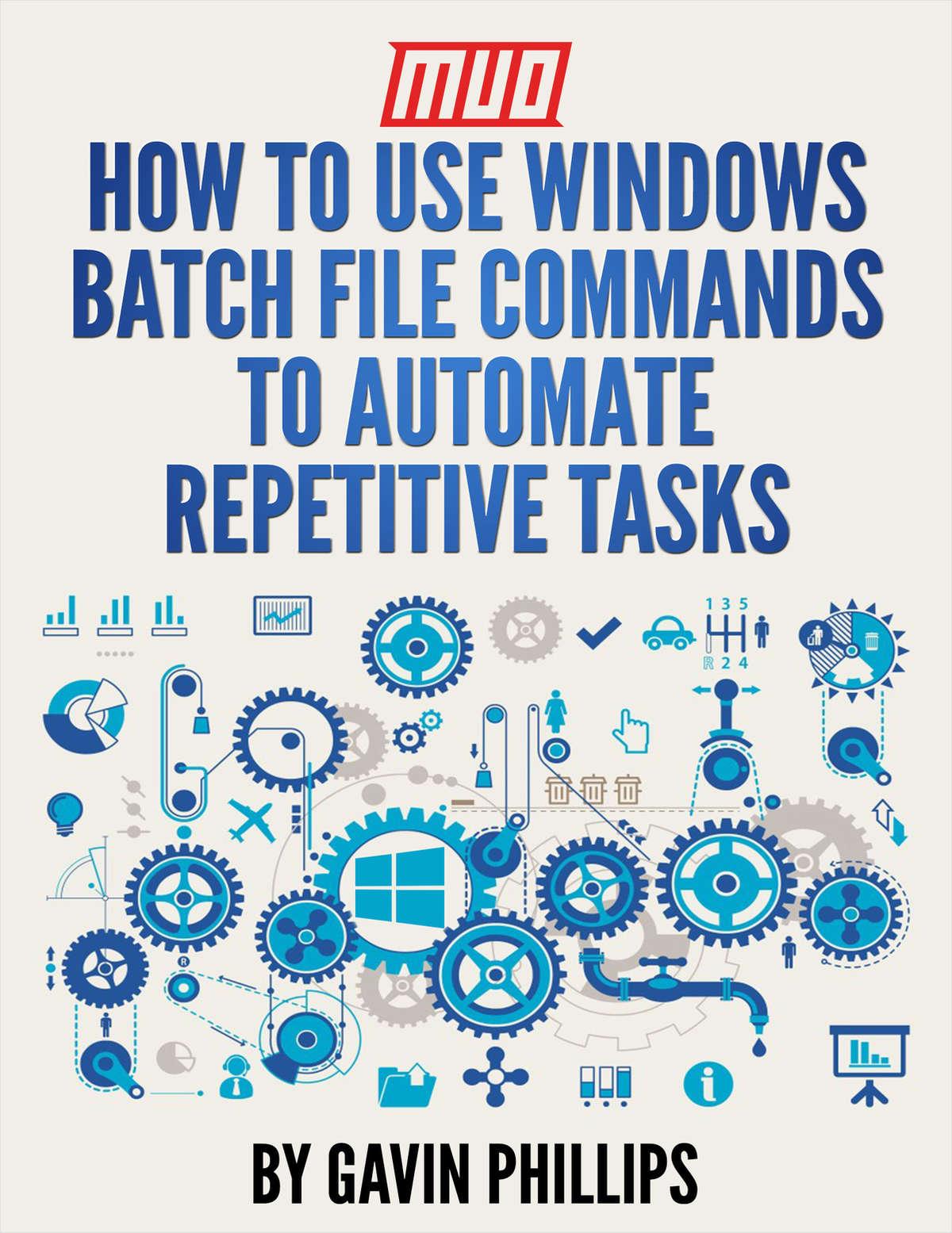 batch file tutorial w3schools