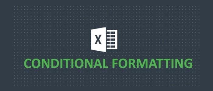 excel conditional formatting tutorial