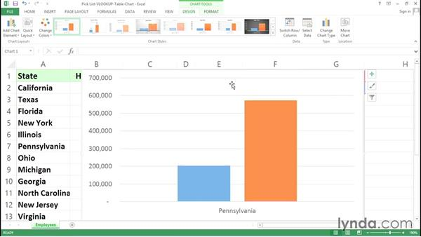 excel lookup table tutorial