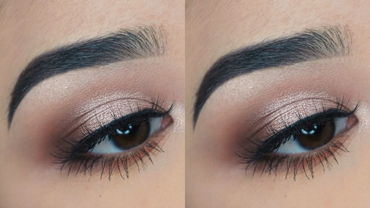 eye makeup tutorial for beginners
