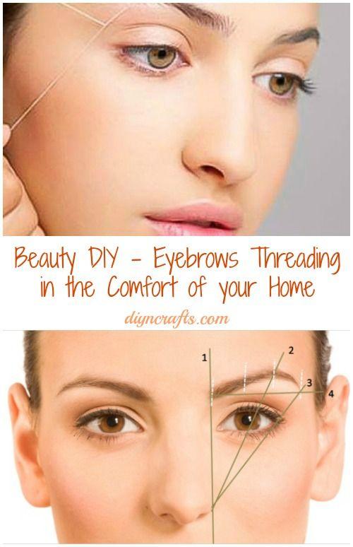eyebrow tutorial for no eyebrows