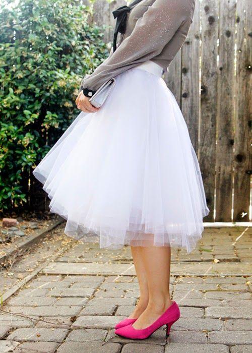 long circle skirt tutorial