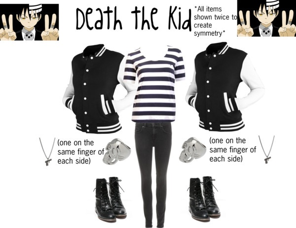 death the kid cosplay tutorial