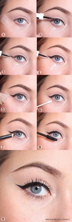 brown eyed girl tutorial