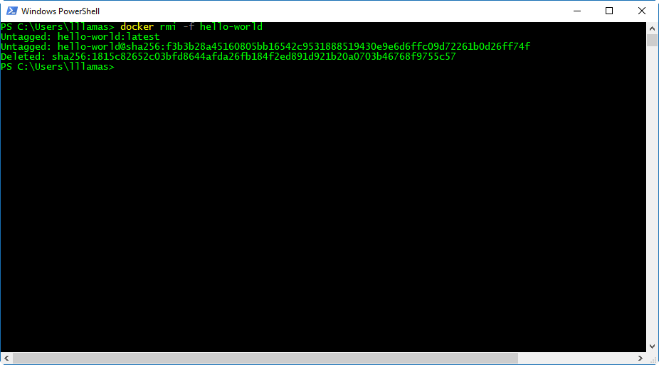 docker ubuntu image tutorial