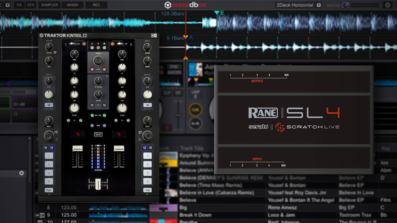 traktor s4 tutorial beginners