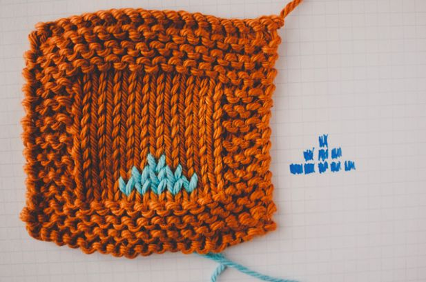 duplicate stitch tutorial video