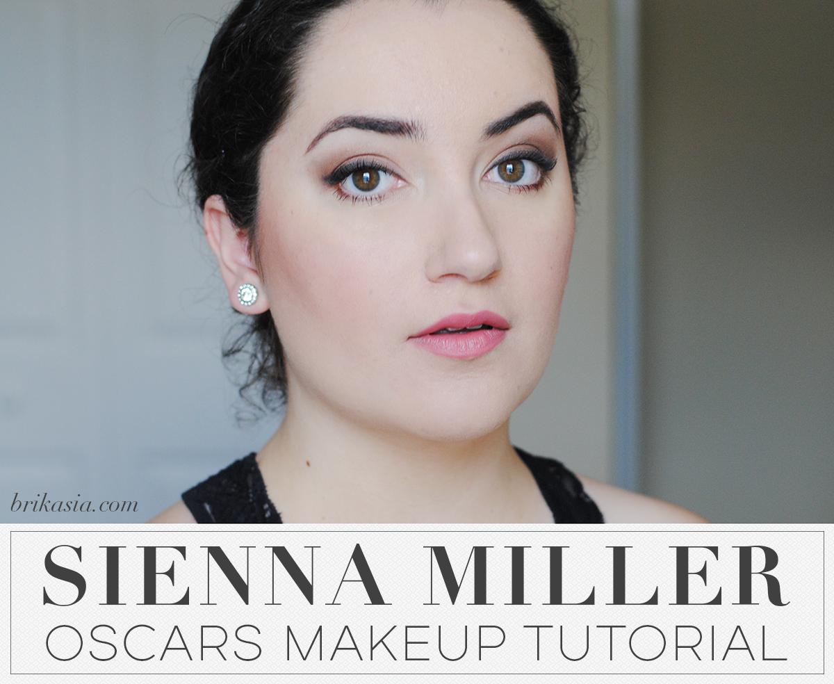 sienna miller makeup tutorial
