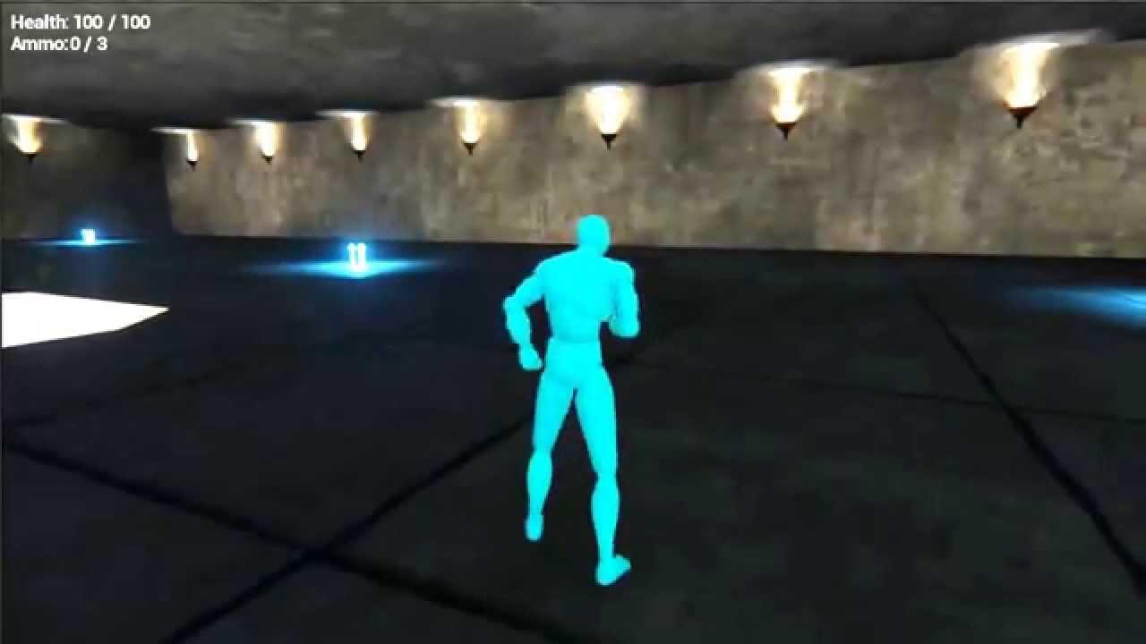 unreal engine 4 third person tutorial