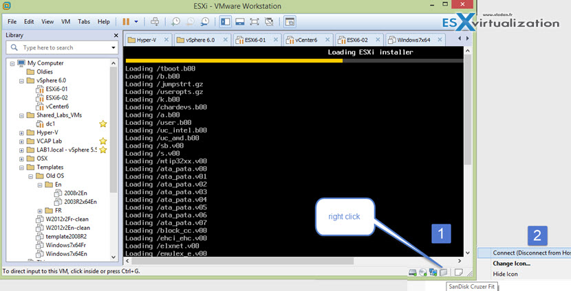 vmware esx server tutorial