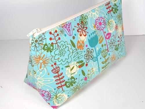 so sew easy cosmetic bag tutorial