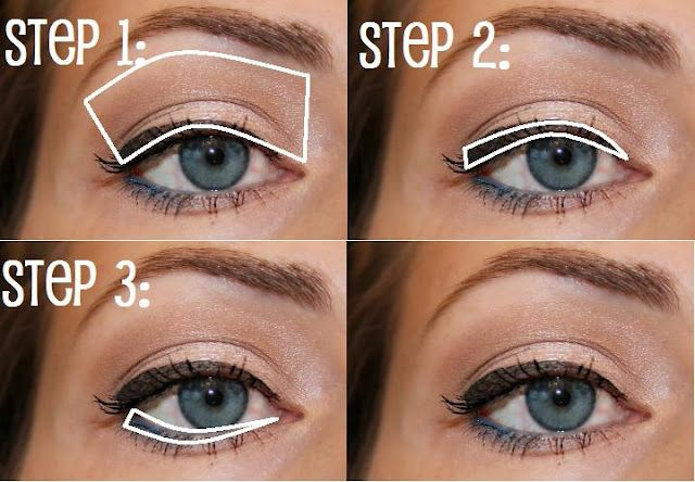 top lid eyeliner tutorial