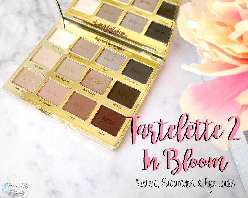 tartelette in bloom 2 tutorial