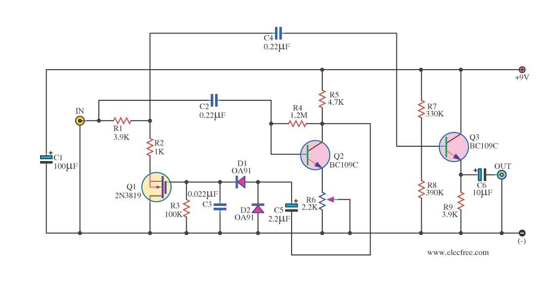 fet transistor tutorial pdf