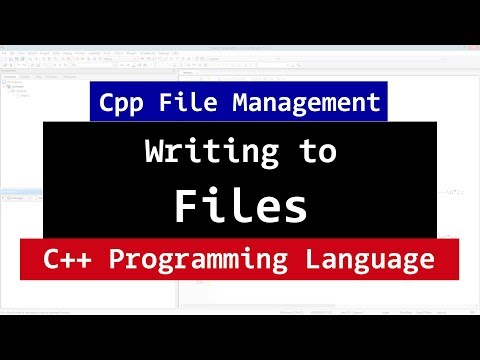 files in c tutorial