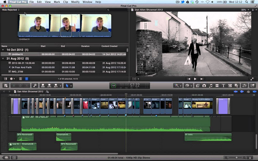 final cut pro tutorial pdf free download