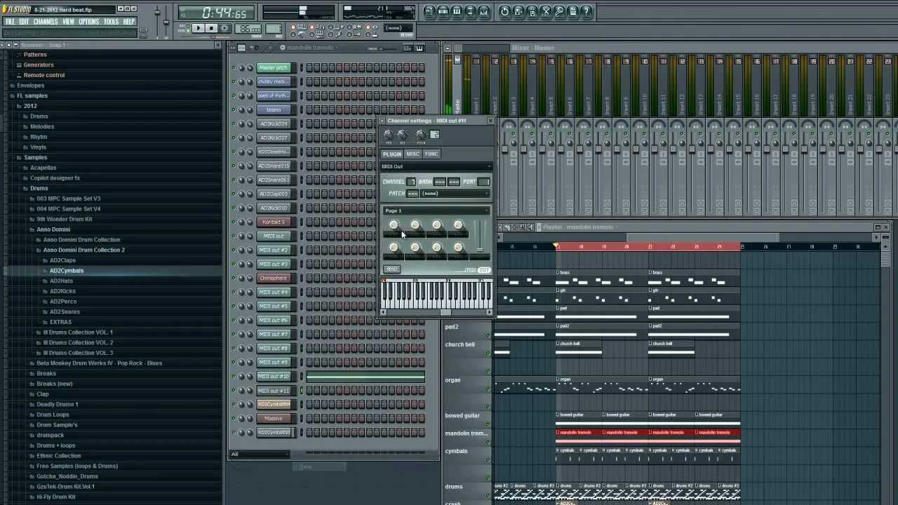 fl studio mobile tutorial hip hop
