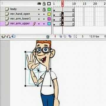 flash logo animation tutorial