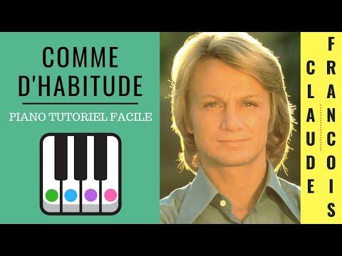 frank sinatra piano tutorial