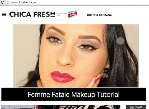 fresh look makeup tutorial