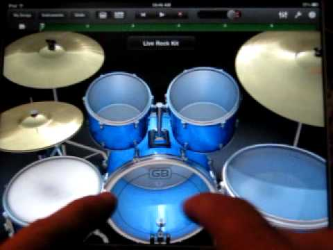 garageband ipad tutorial youtube