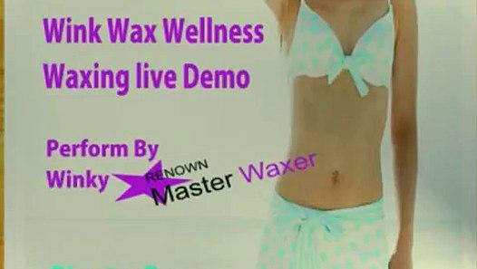 gigi brazilian wax tutorial
