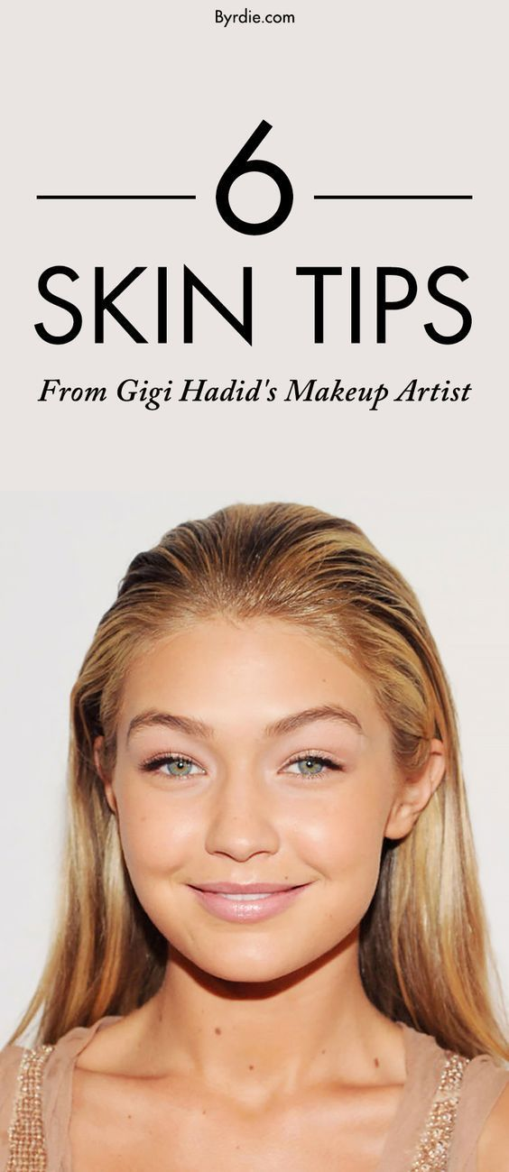 gigi hadid makeup tutorial